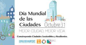 Día Mundial de las Ciudades 2018